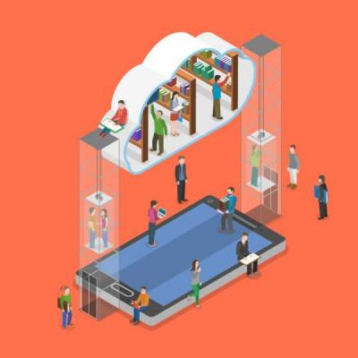 Digitale diensten van de bibliotheek