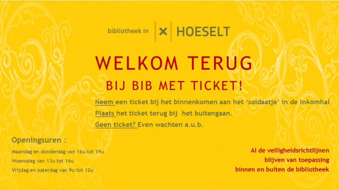 bib met ticket